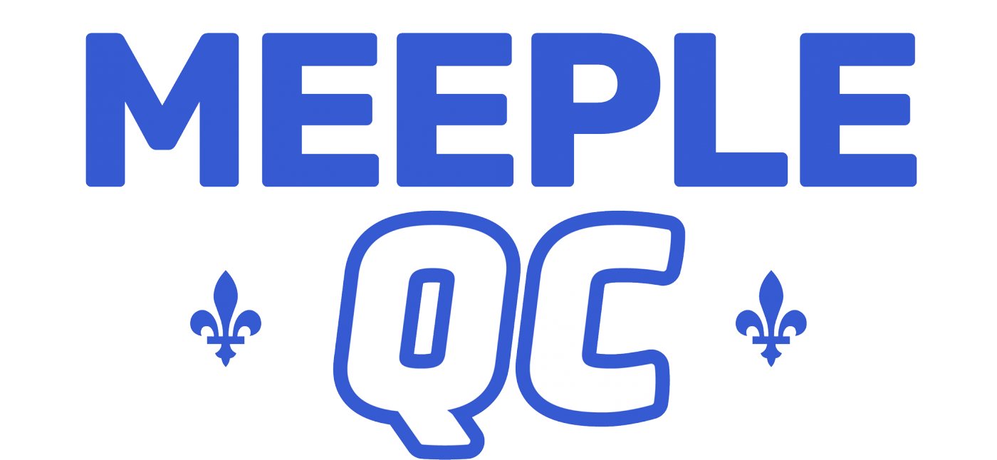 Logo de Meeple QC